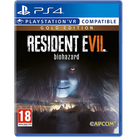 Resident Evil 7 biohazard Gold Edition PS4 / PSVR